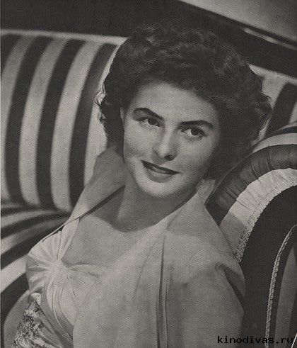 Ingrid ---- Ингрид Бергман фото 12524