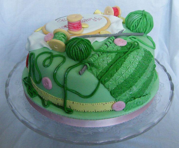 Knitting Cake Designs : Blackmagic motivtorten häkeln stricken wolle