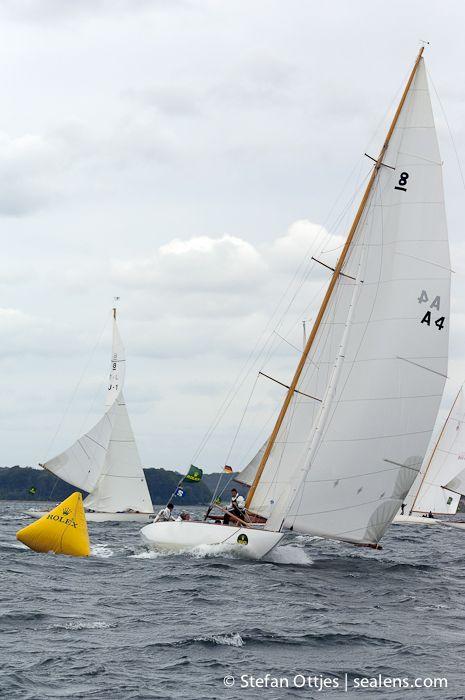 8mR A-4 Delphis | 8 metre world cup | Flensburg