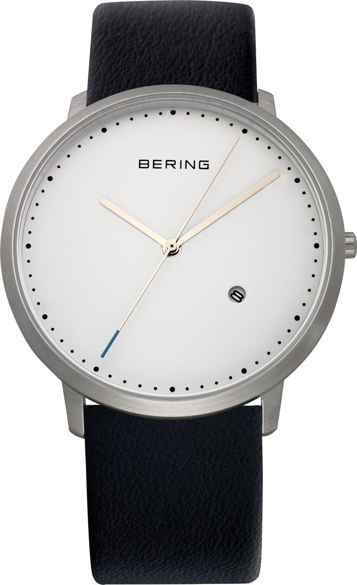 Bering Uhr 11139-404 mit Gravur