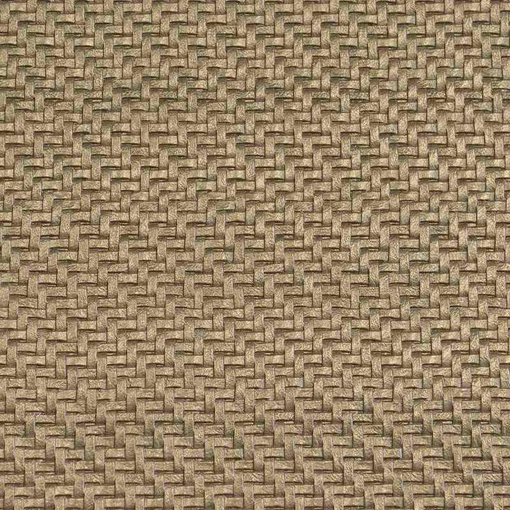 Warwick Fabrics : LUSTRELL WICKER, Colour GOLD