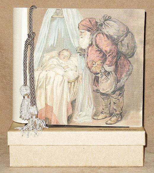 Baby's First Christmas Photo Album