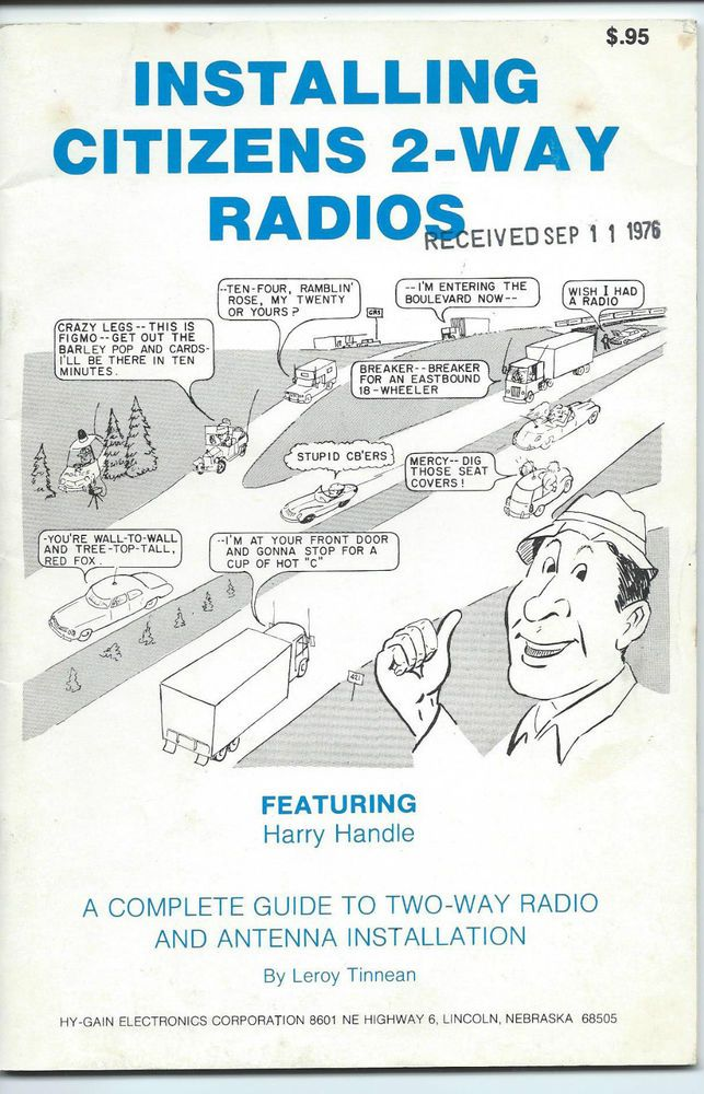 1195 Best Radio Stuff Adscatalogs Magazines And Such Images On Rhpinterest: Cb Radio Manuals Pdf At Gmaili.net