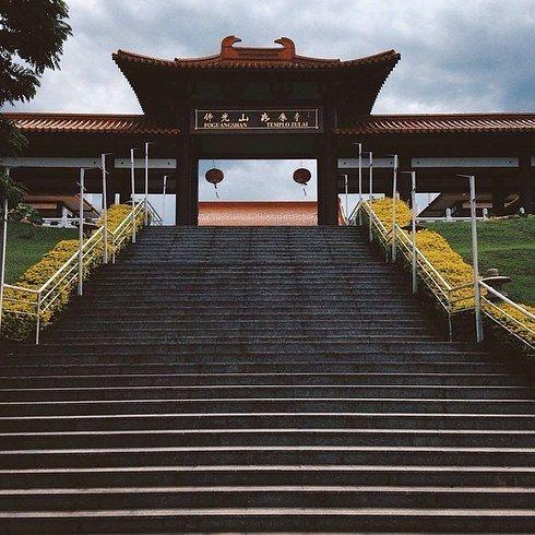 Templo Zu Lai   20 passeios em São Paulo que vão te dar vontade de sair de casa agora mesmo
