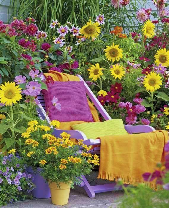 Muitas flores para que o Verão volte depressa !!