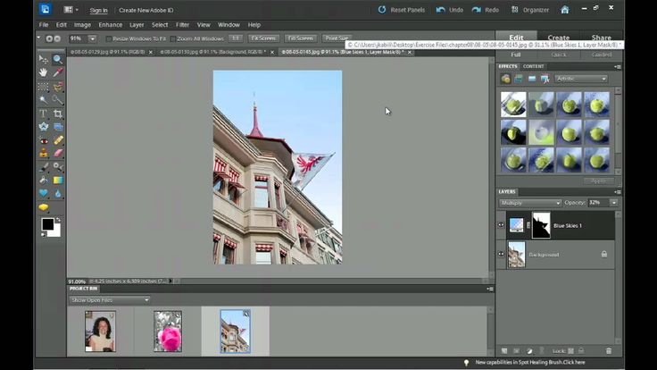 Photoshop Elements 10: Quick photo editing tricks | lynda.com tutorial