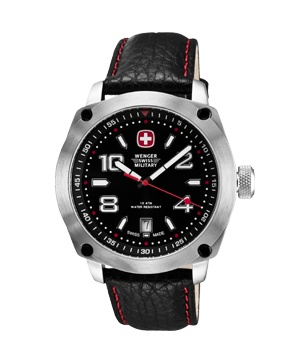 Wenger Swiss military watch 79373 - my wife bought me this for Christmas 2011