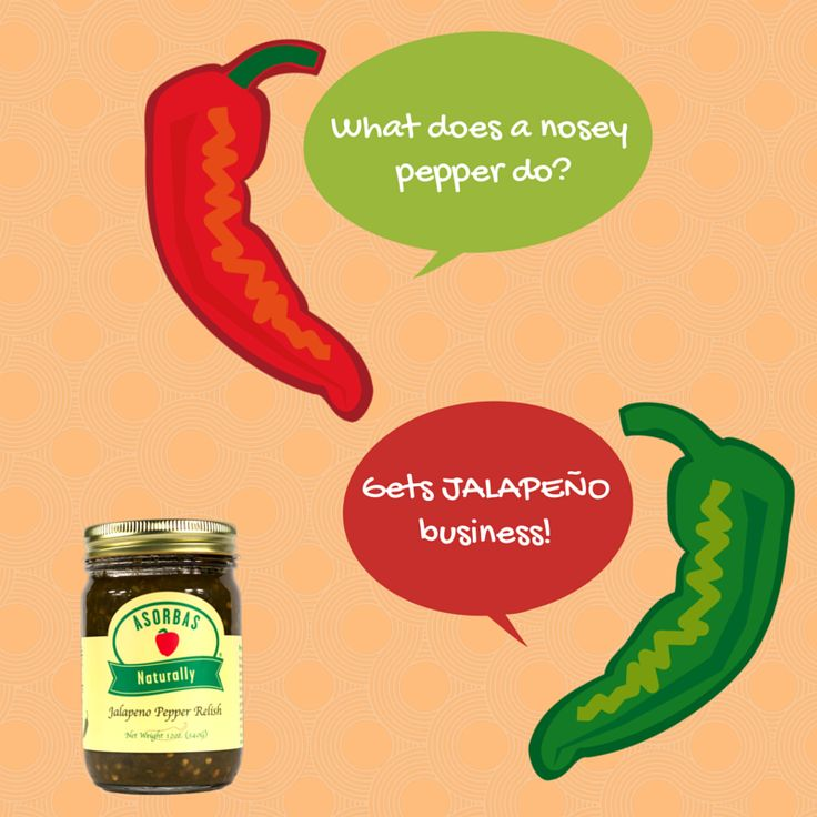 is a pepper a fruit fruit jokes