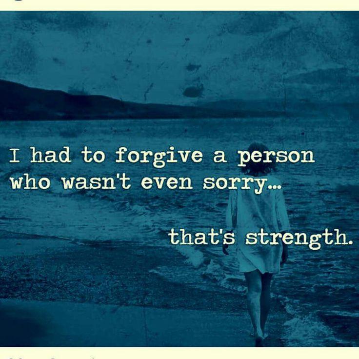 trust me, it's strength!