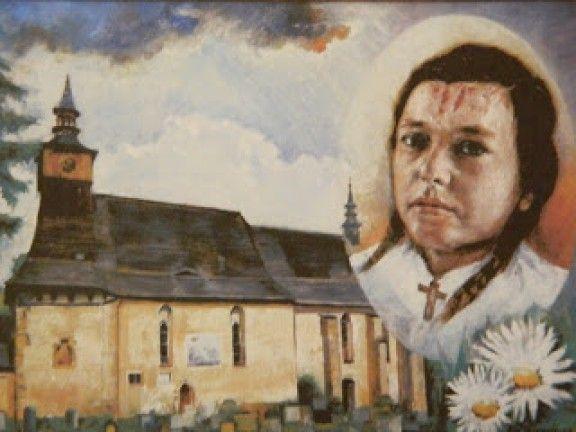 Anna Bohuslava Tomanová.