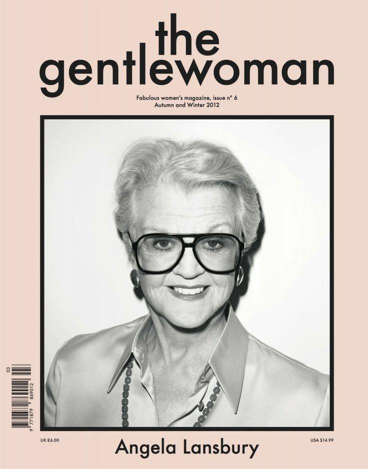 2013 / Magazine & Newspaper Design / The Gentlewoman / Agency: The Gentlewoman / Brand: The Gentlewoman /