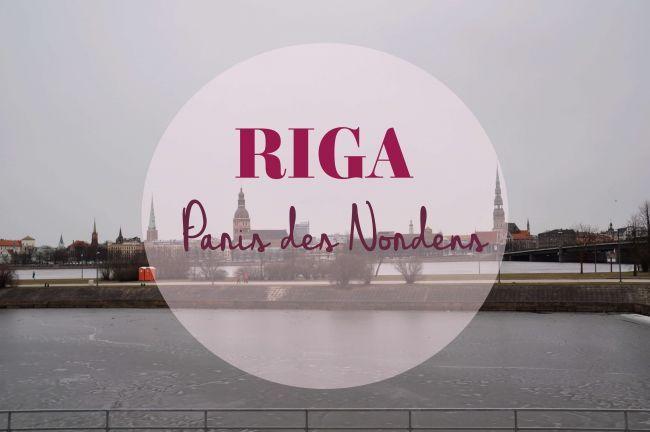 Paris des Nordens, Riga - Lettland