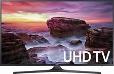 Samsung Electronics UN40MU6290 40-Inch 4K Ultra HD Smart LED TV - New!