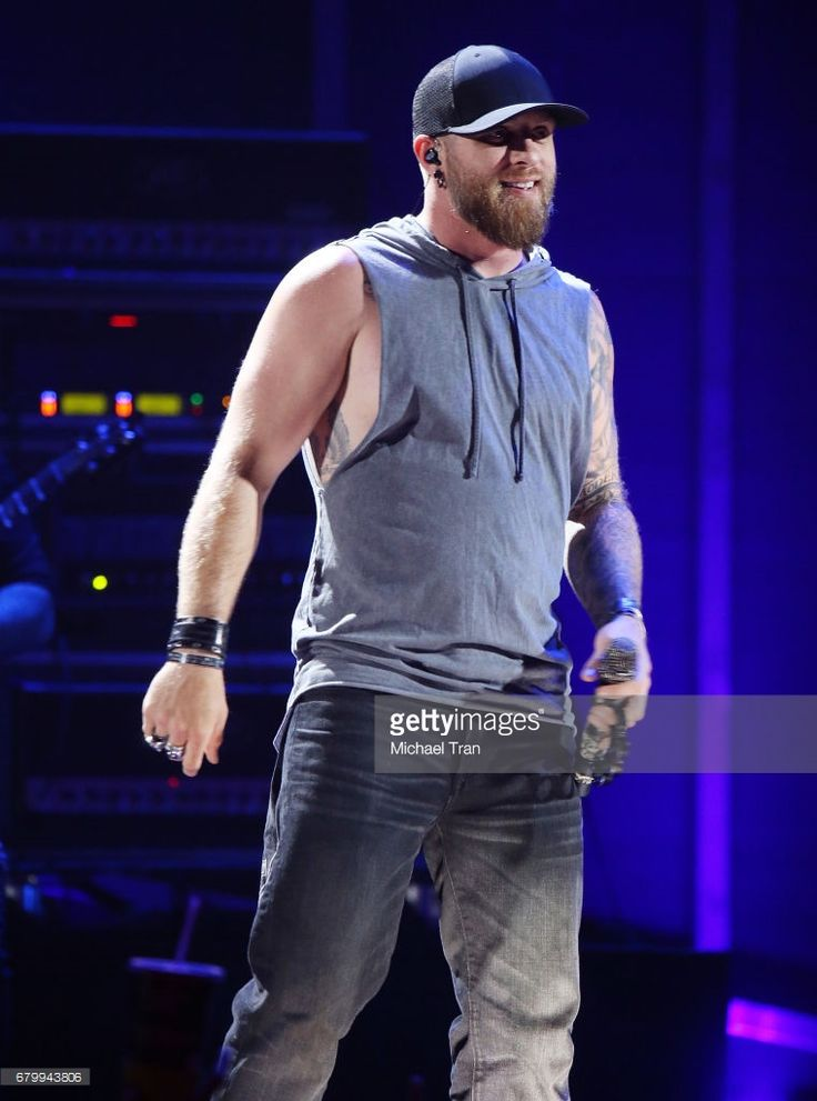 Brantley Gilbert performs onstage during the 2017 iHeartCountry Festival held at The Frank Erwin Center on May 6, 2017 in Austin, Texas.