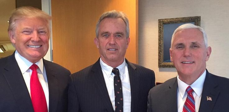 Robert F. Kennedy Jr. Appointed Vaccine Safety Chairman by Donald J Trump. A win for health freedom and safety!