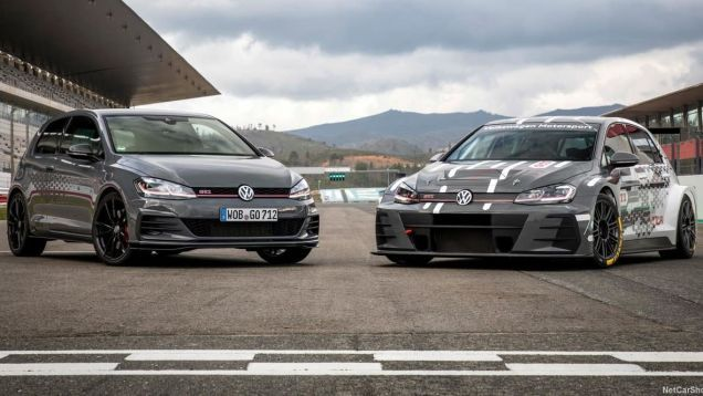 The Vw Golf Gti Tcr Is A Great Hot Hatch But It Could Be Hotter