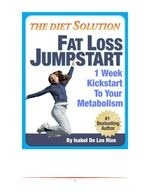Best way to lose weight in a month at home