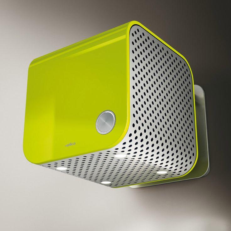 Elica - Cappa 35CC | Design: Crisà F. - Elica Design Center | Anno: 2012 | #green #design #technology