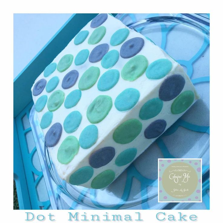 Dot Minimal Cake Colazioni Mie Creating Mood and Atmosphere by Silvia Lo Surdo