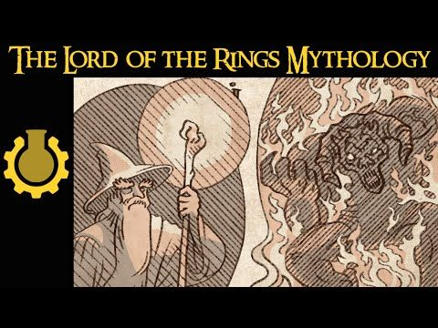 The Lord of the Rings Mythology in a Nutshell [Video]  http://www.nerdist.com/2014/12/all-lotr-mythology-explained-in-four-minutes/