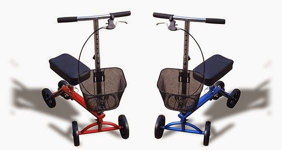 New Post: Introducing the HealBug Knee Walker -Have you suffered an injury below the knee? It's possible you've had a foot surgery, a below the knee amputation, gout, diabetic ulcers or wounds, a foot sprain, or fracture. Then more than likely, you'll be looking for a knee walker.