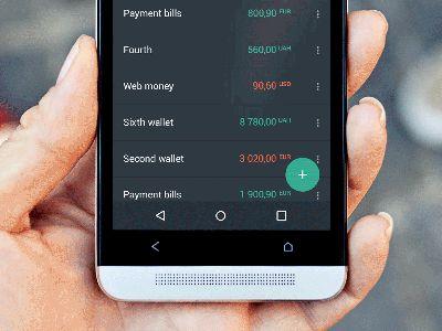 App menu by kerechanyn