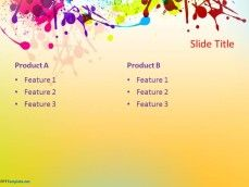 8 best templates powerpoint images on pinterest backgrounds add life to your presentations with colorful backgrounds for a fine arts project or to share decoration ideas with free color powerpoint background for pc toneelgroepblik Image collections
