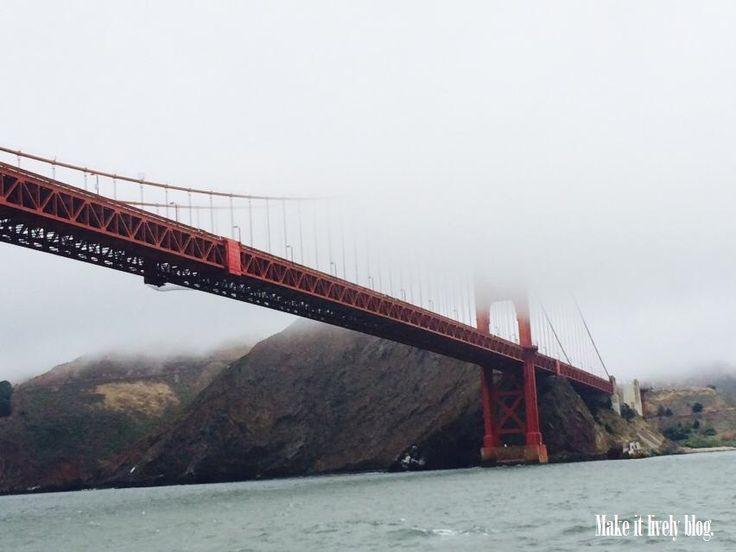 California - http://www.makeitlively.blogspot.com/2014/09/california-trip.html