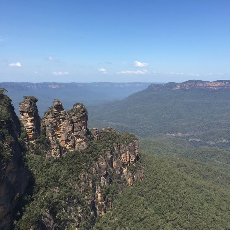 The three Sisters #bluemountains