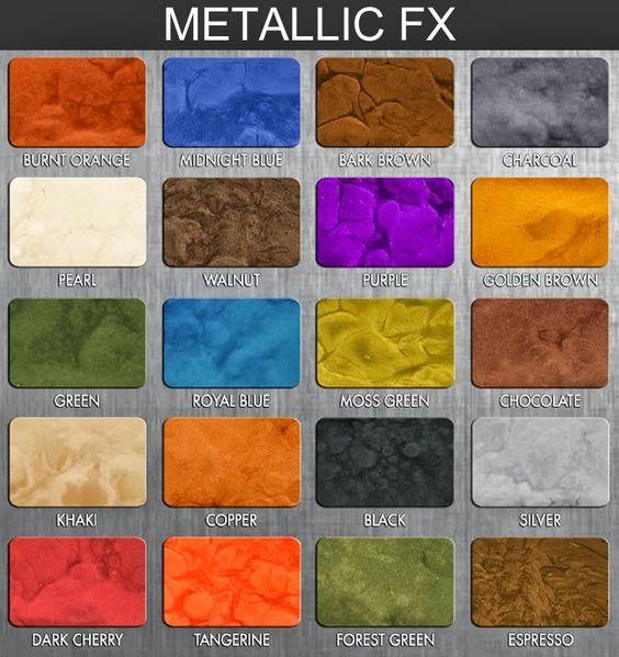 metallic epoxy | Metallic Epoxy  Floor Coatings: