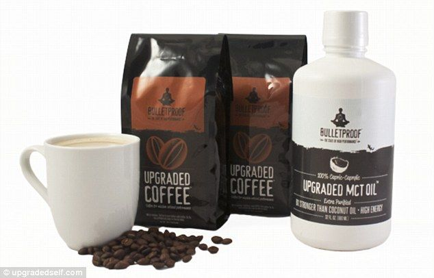 Could coffee blended with BUTTER give you more energy?