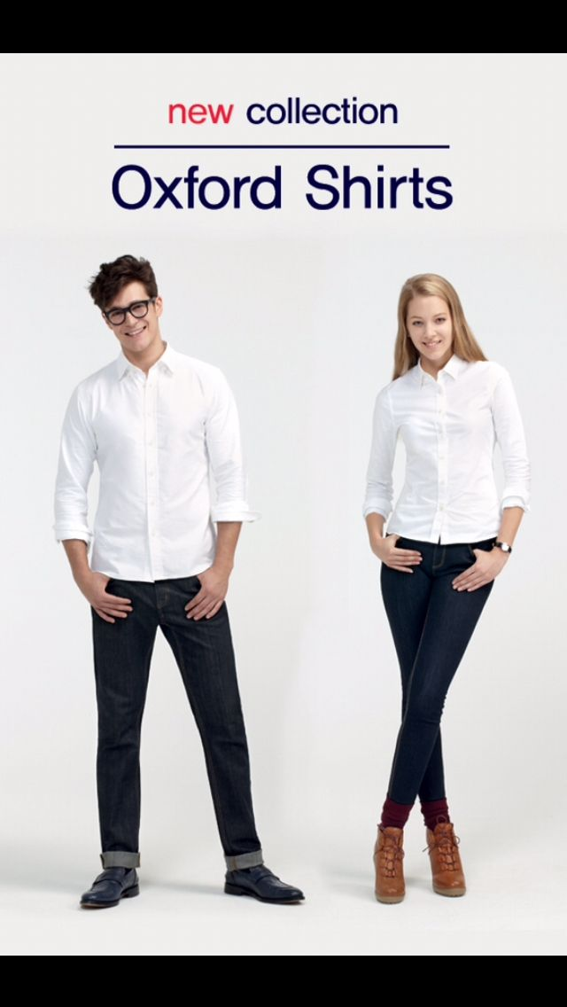 jeans collection oxford