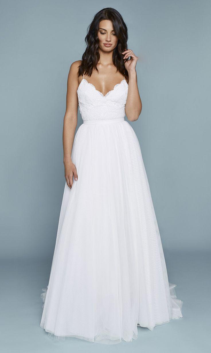 18 best Wedding Dresses images on Pinterest | Short wedding gowns ...