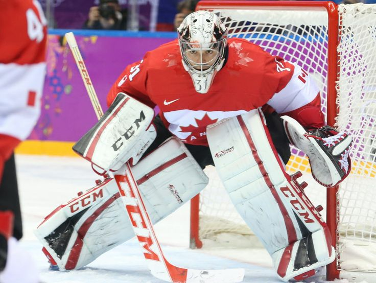 Cole Carey Price gives Team Canada huge confidence