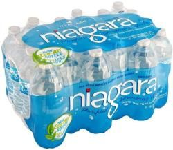 Niagara 17-oz. Purified Water Bottle 24-Pack for $2  in-store at Home Depot #LavaHot http://www.lavahotdeals.com/us/cheap/niagara-17-oz-purified-water-bottle-24-pack/185159?utm_source=pinterest&utm_medium=rss&utm_campaign=at_lavahotdealsus