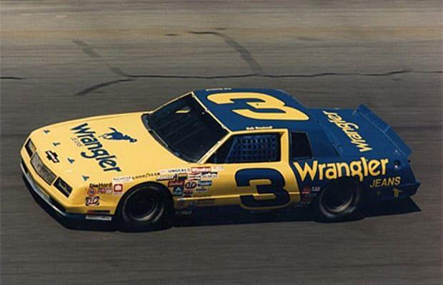 Dale Earnhardt 1980s