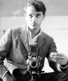 Photographer Bert Stern