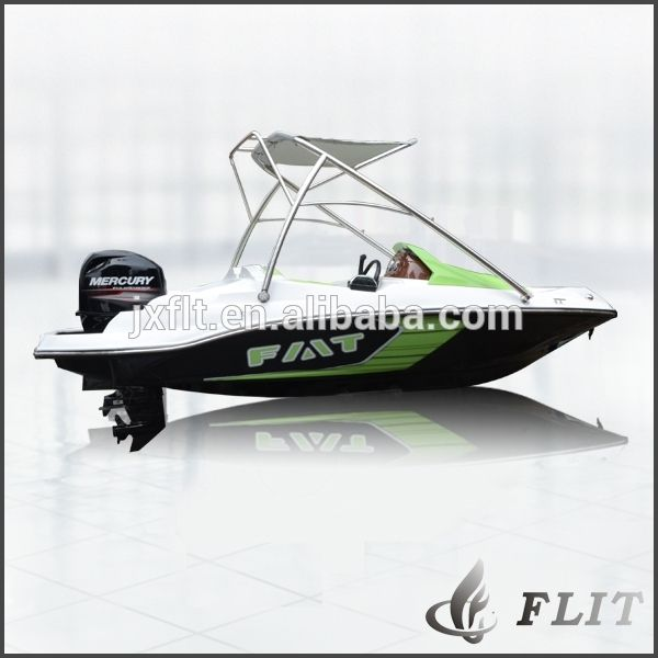 Fiberglass Passenger 4 Seater Speed Boat Hulls For Sale With Mercury Engine Made In China - Buy Boat Hull For Sale,Fiberglass Boat Hulls For Sale,Fiberglass Boat Product on Alibaba.com