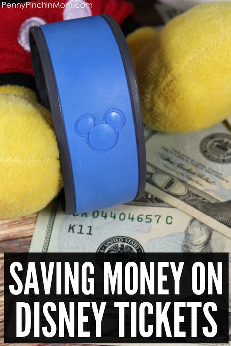 Tricks to Save Money on Disney Tickets