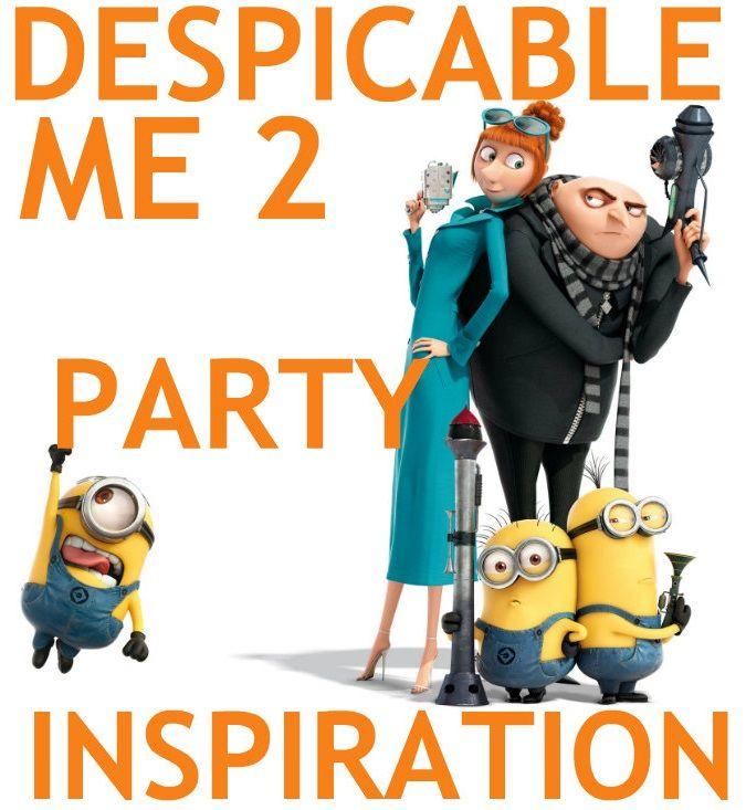 Despicable Me Party Inspiration :)