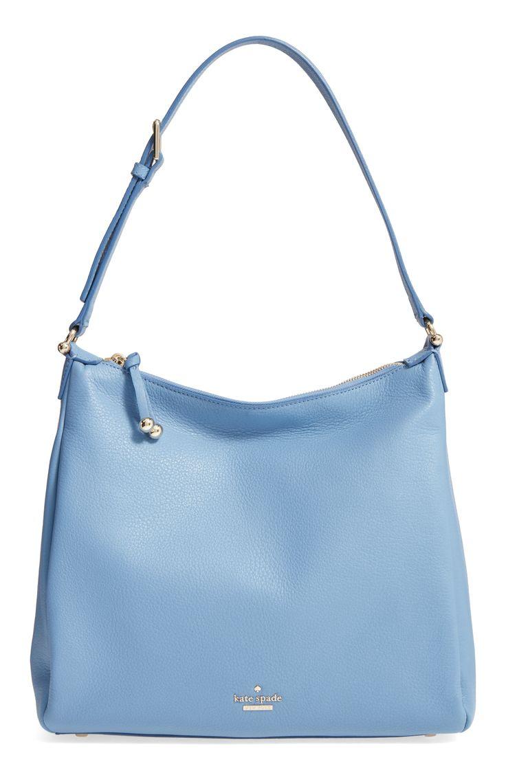 New kate spade new york lombard street - pauley leather hobo fashion online. [$328]?@shop.seehandbags<<