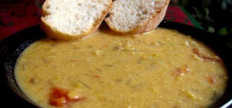 Dhal soup FI