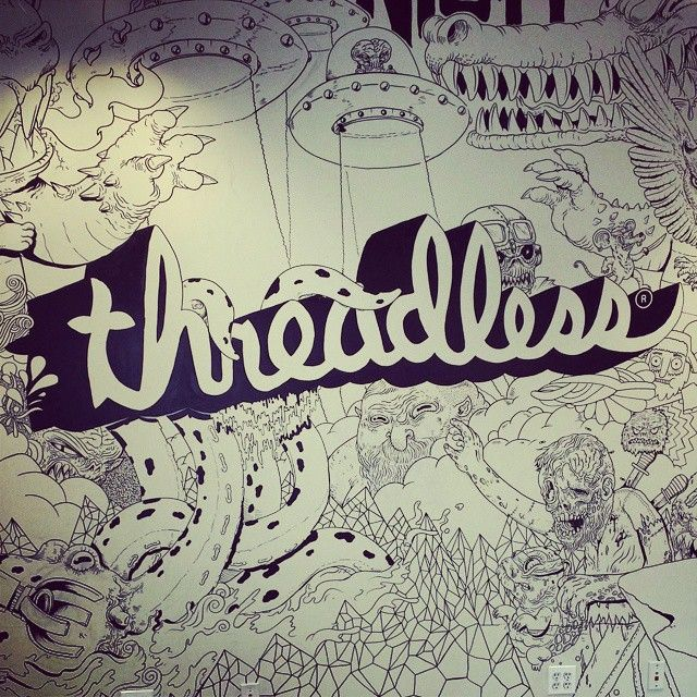 Threadless HQ in Chicago, IL