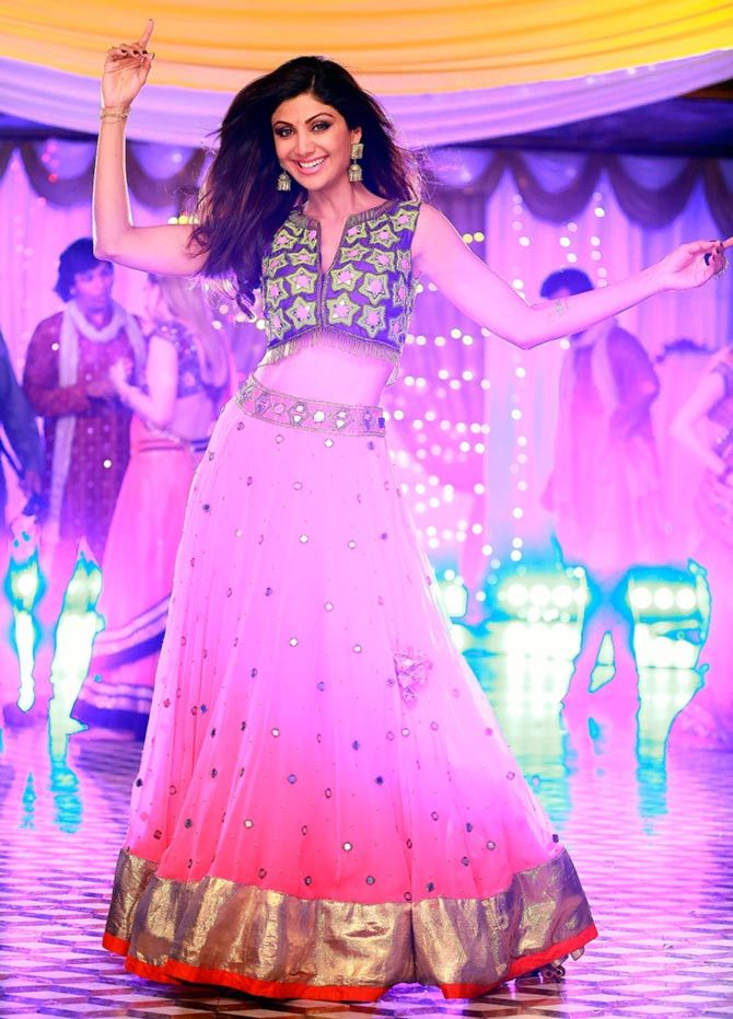Shilpa shetty Wedding Lehenga