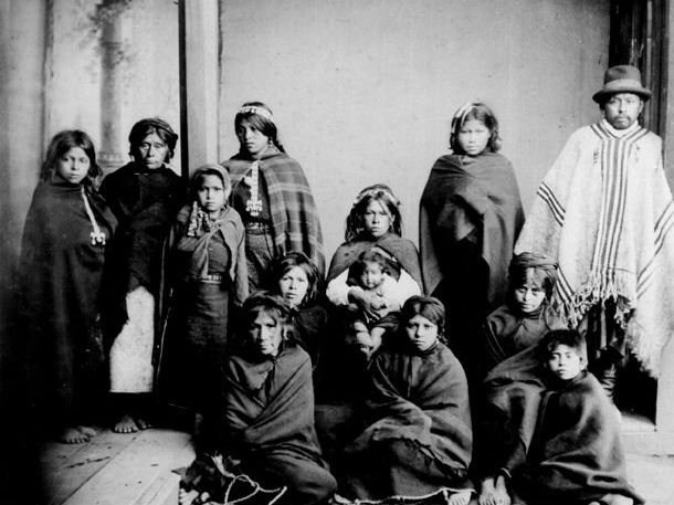 Origen de los nombres y apellidos mapuches
