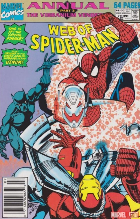 Amazing Spider-Man #47 - 7.0 FINE PLUS - $80.00 OR BEST OFFER