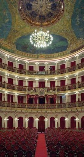 Amazonas Theater - Manaus - Brazil