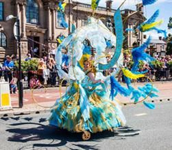 Fairy entertainer to hire for corporate events in London and the UK