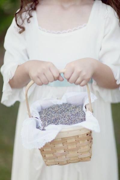 Statt Konfetti Lavendel
