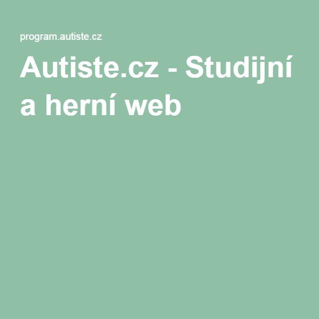 Autiste.cz - Studijní a herní web